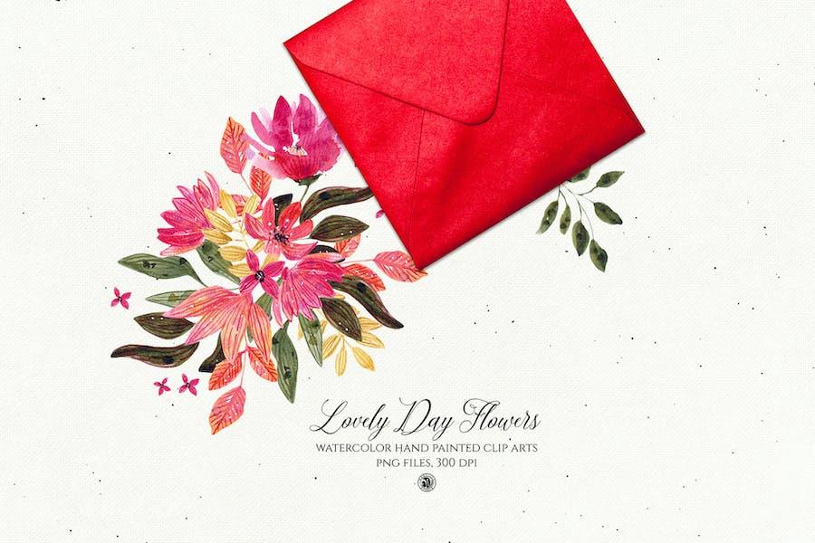 Lovely Day Flowers - 1