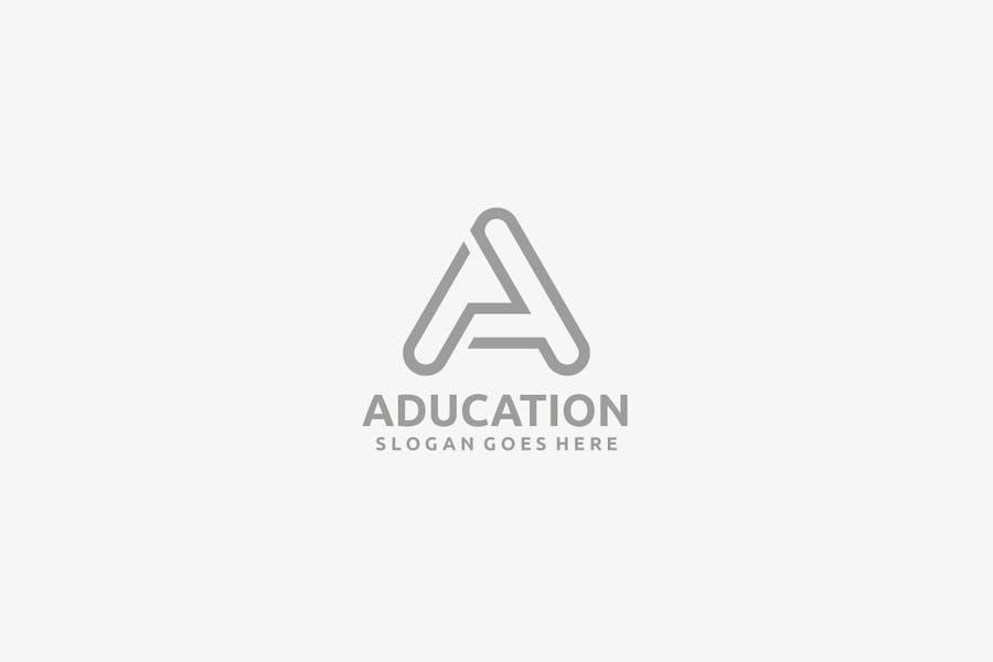 A Letter Logo - 2