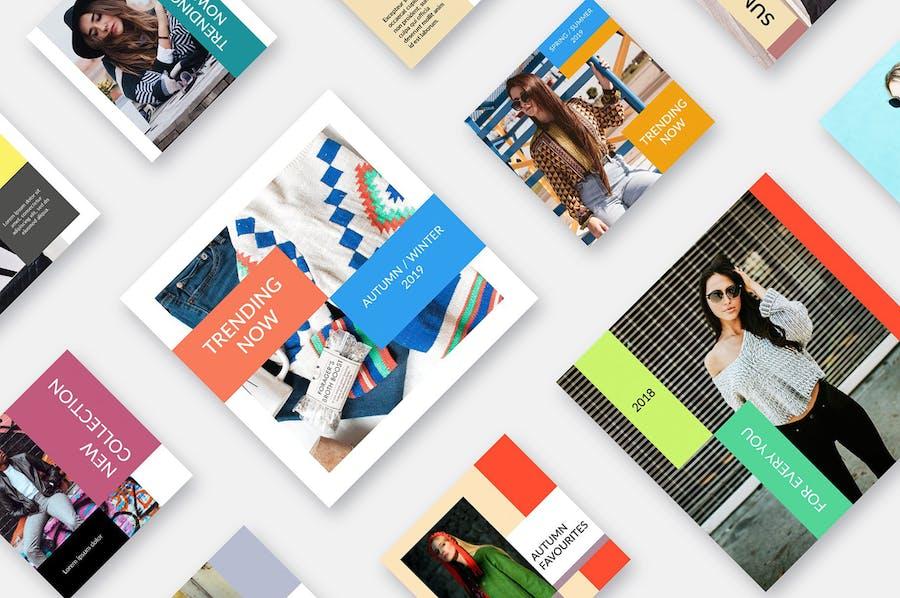Palette Social Media Kit - 1
