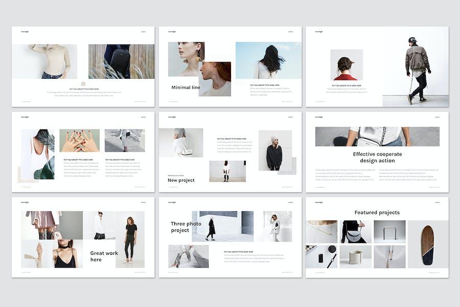 Minimal Fashion Presentation - 2
