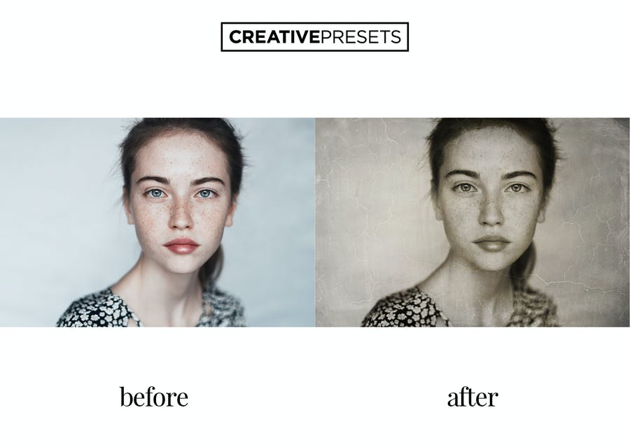 Wet Plate Lightroom Presets + Overlays - 1