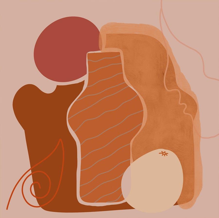 Palette Burn Orange for Procreate - 2