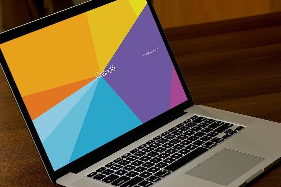 MacBook Mockups - 3