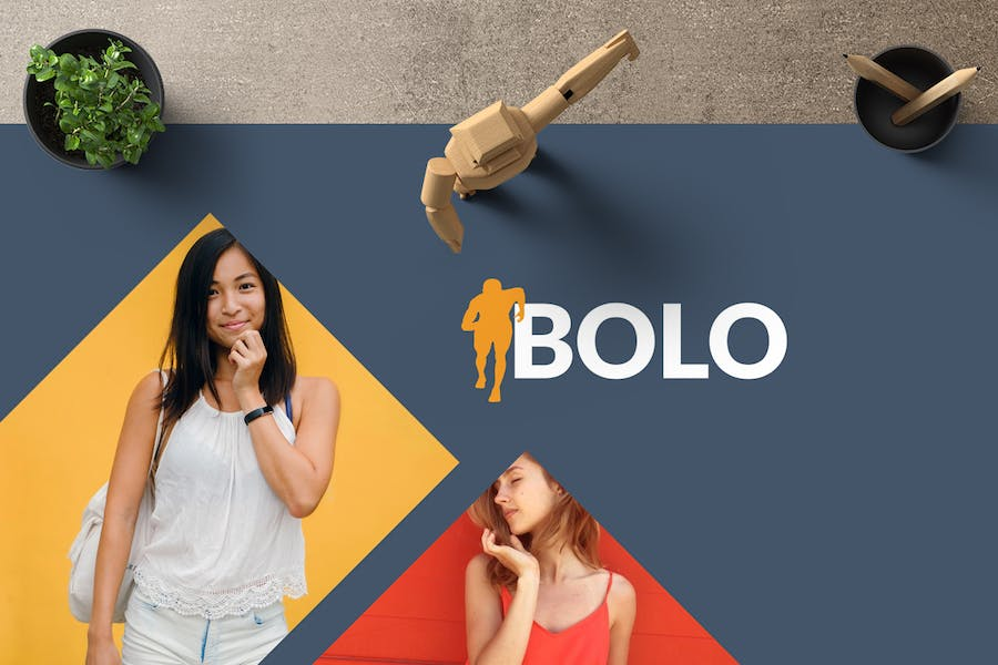Bolo Powerpoint Template - 0