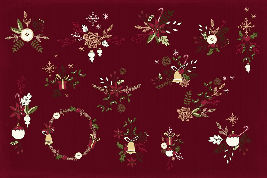 Christmas Cliparts - 3