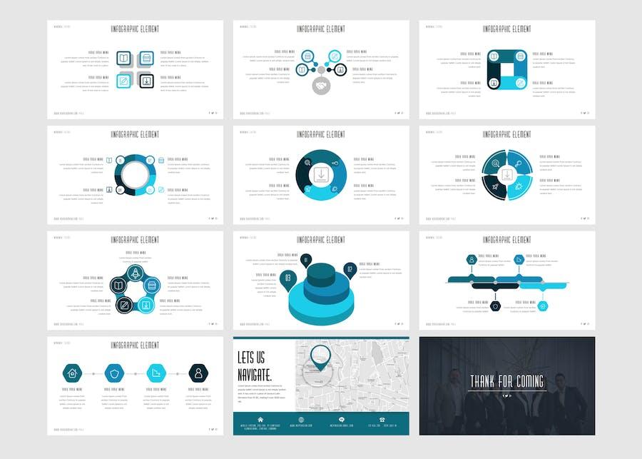 Minimal - Google Slides templates - 1
