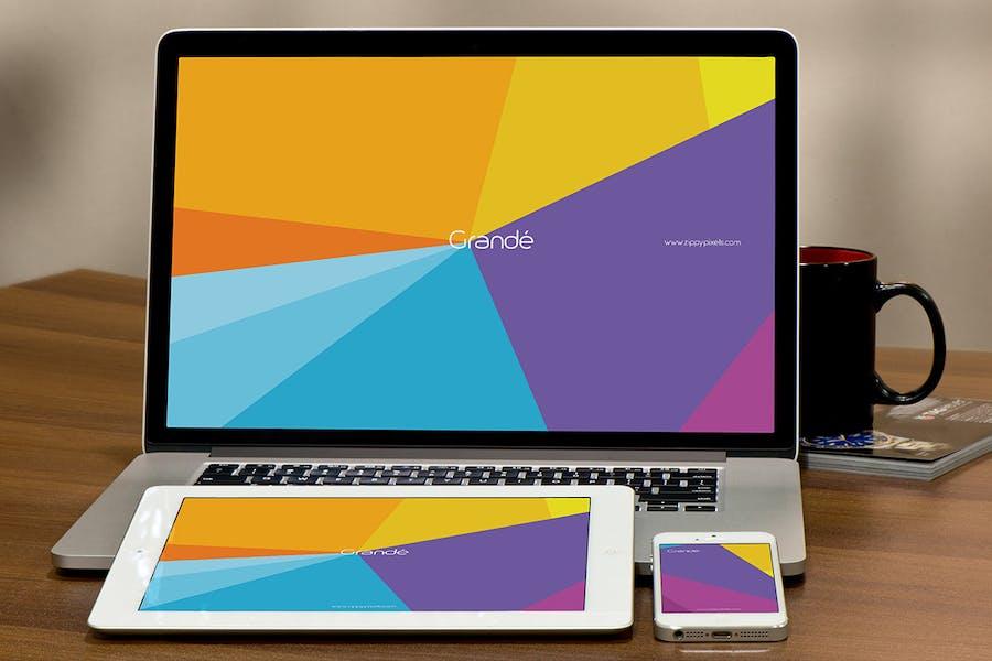 MacBook Mockups - 2