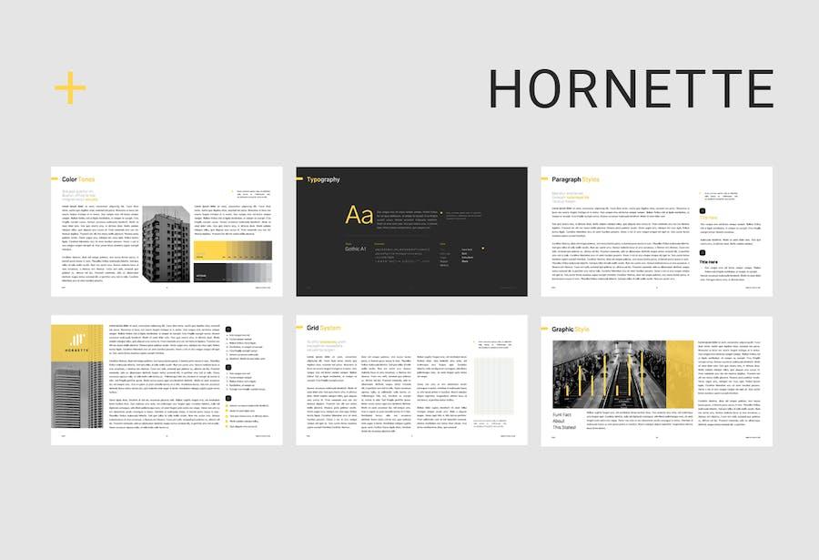 Hornette Powerpoint - 2
