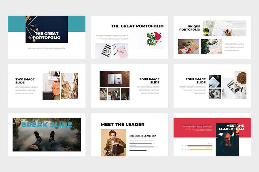 Boleva : Photo Studio Powerpoint Template - 2