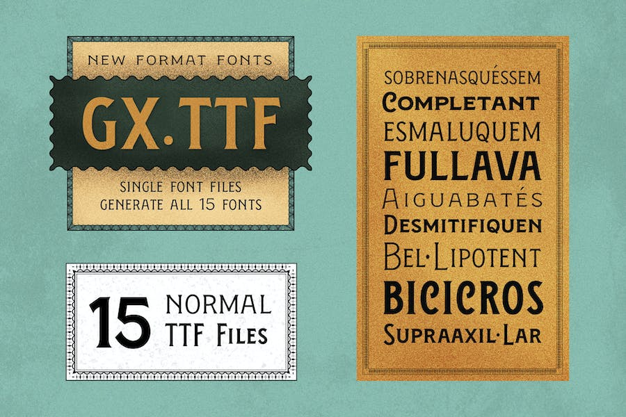 Figuera Variable Fonts - 3