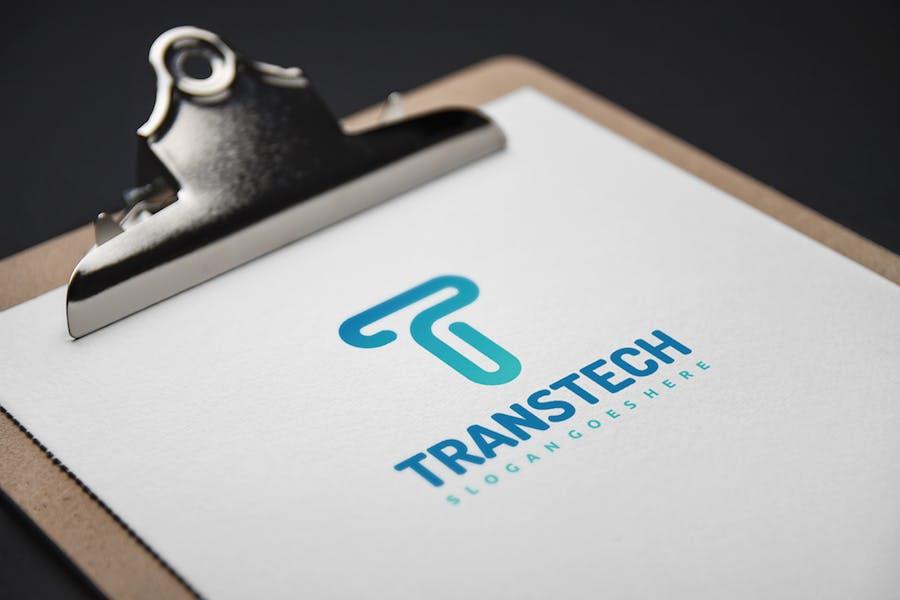 T Letter Logo - 1