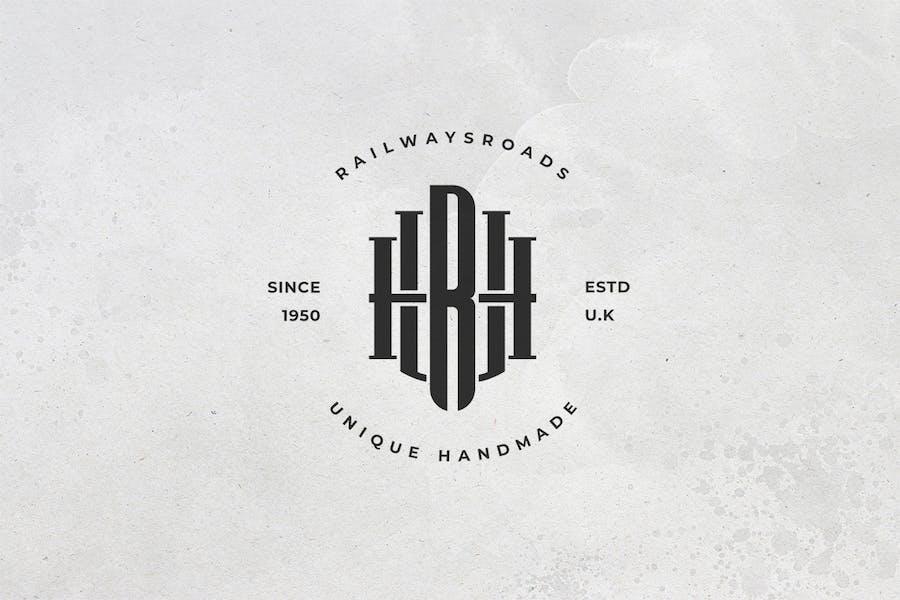 URH Monogram Logo - 0
