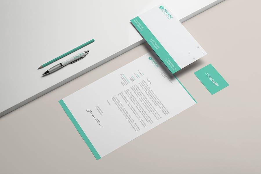 Branding / Identity Mock-up - 3