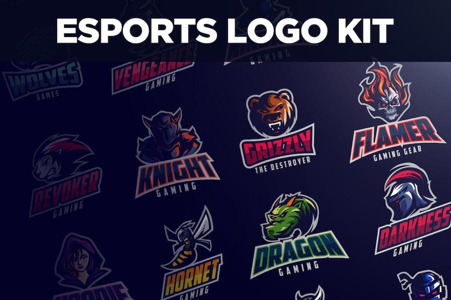 Esports Logo Kit - 1
