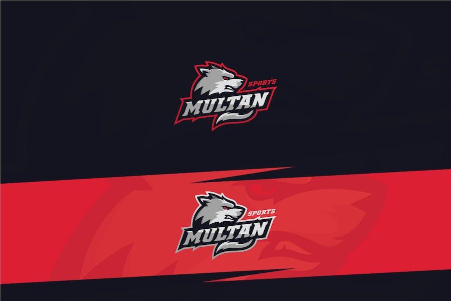 Wolf Sports Logo - 0