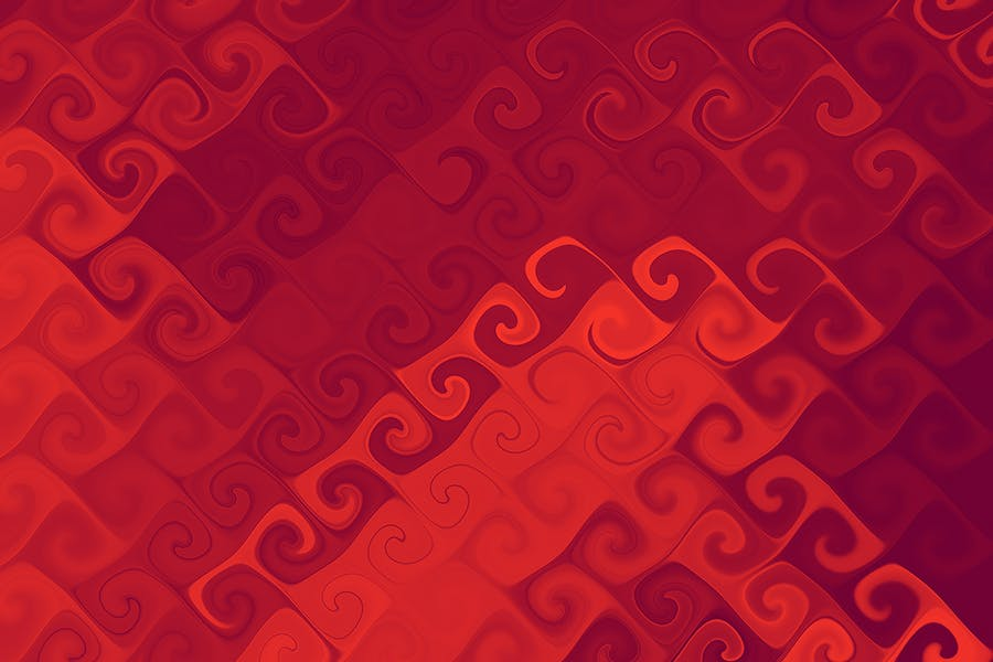 Curly Backgrounds - 2