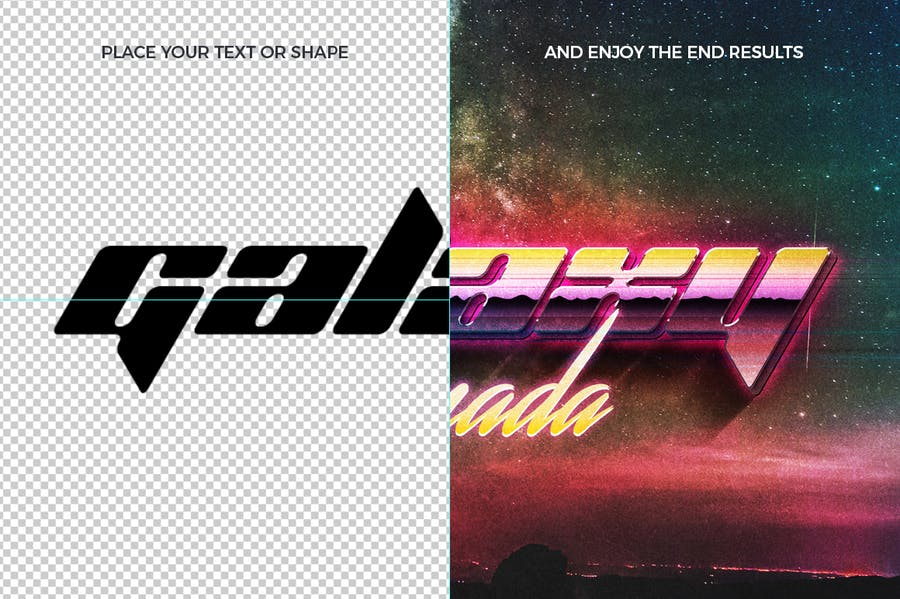 80s Text Effects Vol.2 - 0