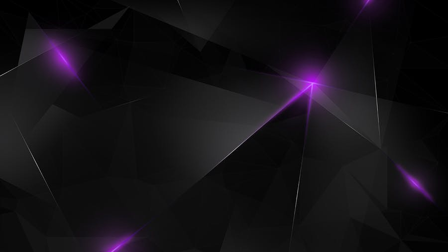 Cyber Polygon Backgrounds - 3