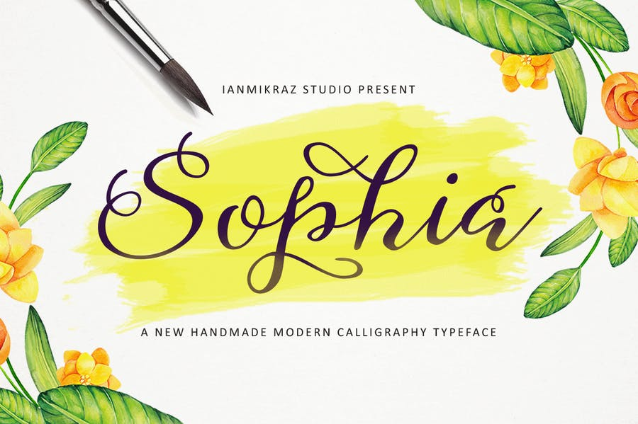 Sophia Script - 0