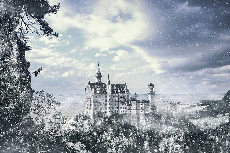 Winter Photoshop Actions - 2