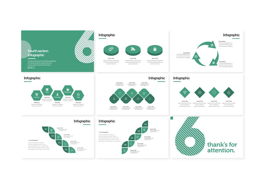 Six - Powerpoint Template - 3