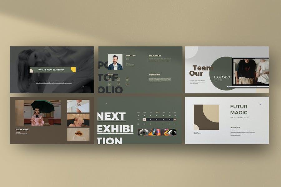 Portfolio - Creative Lookbook Fashion  - 2