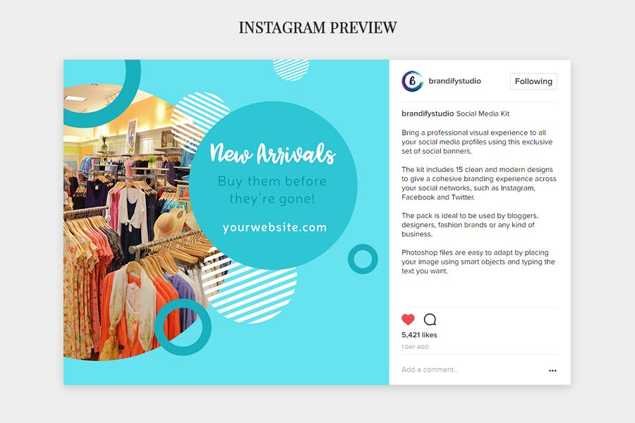Social Media Kit - 3