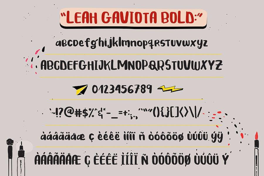 Leah Gaviota - 3