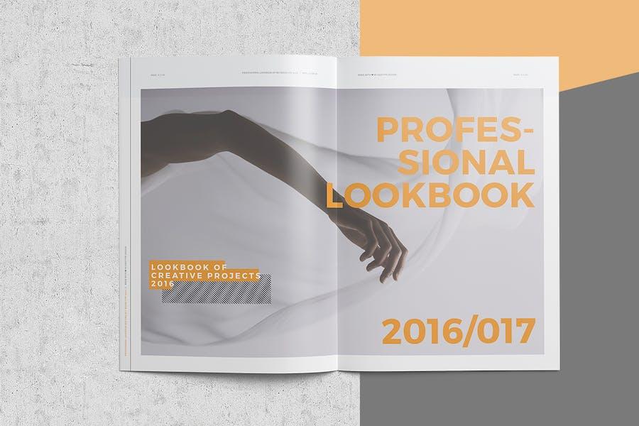 Portfolio Lookbook - 2