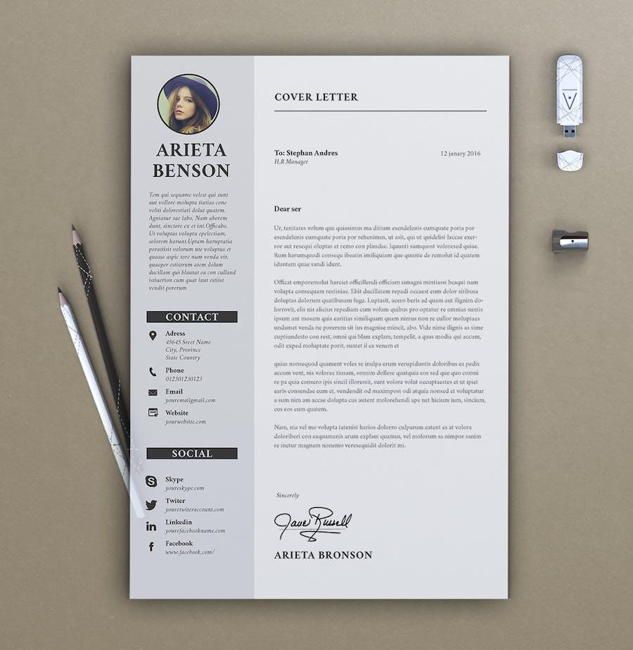 Resume Arieta - 0