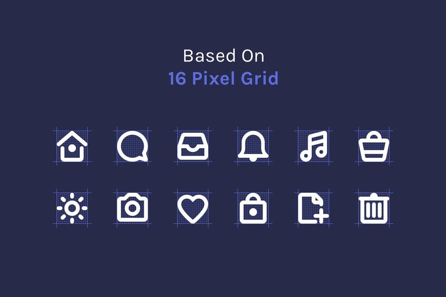 Magicons: 160 Icons for Web & Mobile - 3
