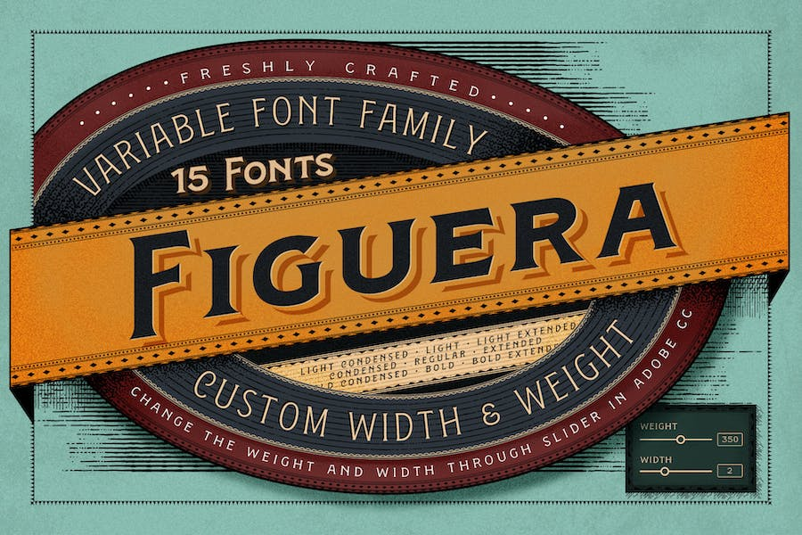 Figuera Variable Fonts - 0