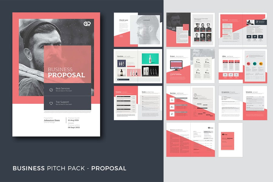 Business Pitch Pack - 2