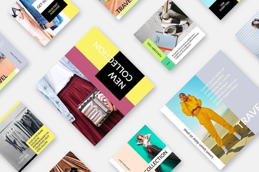 Palette Social Media Kit - 2