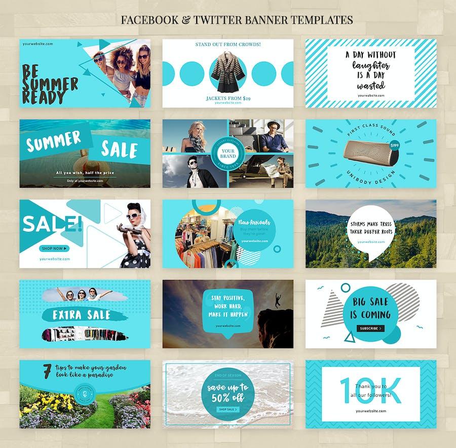 Social Media Kit - 2