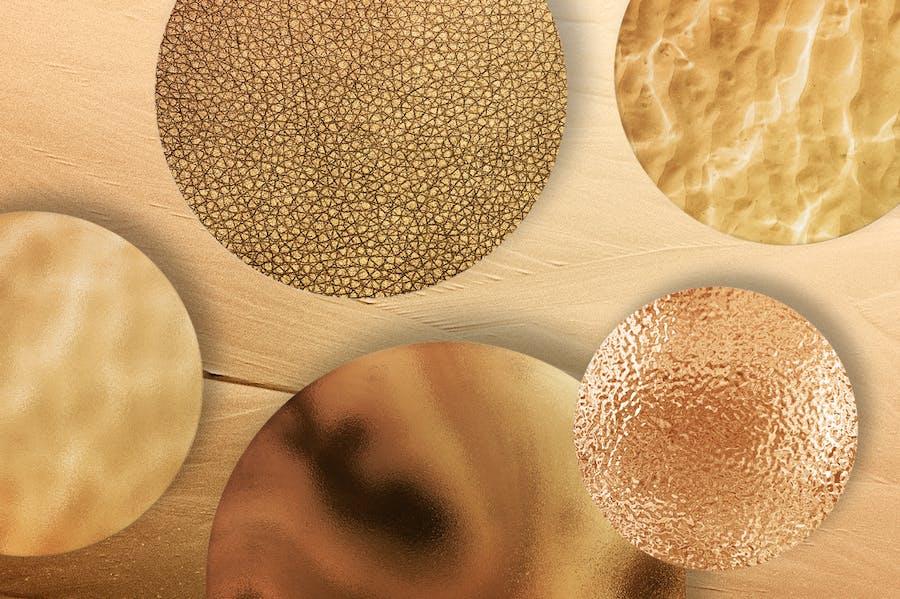 50 Gold Textures - 3