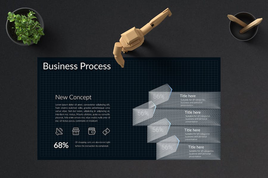 SKETCH 2 Powerpoint Template - 2