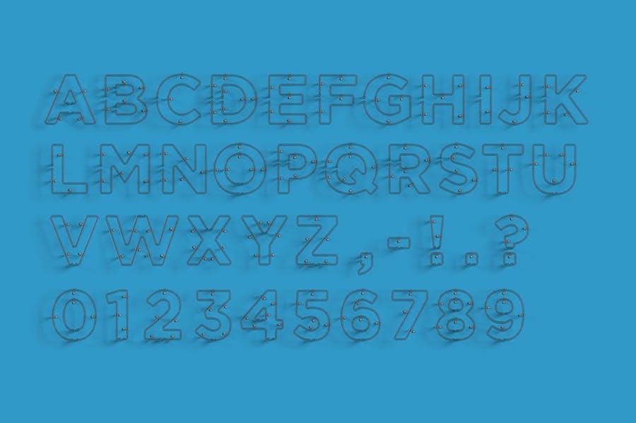 Neon Type 3 - 2