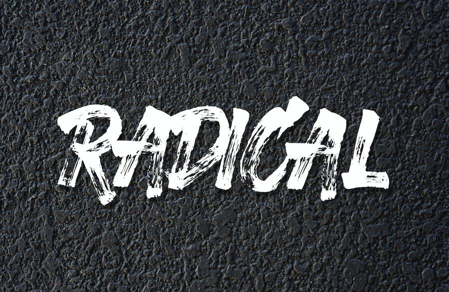 Rander Font - 3