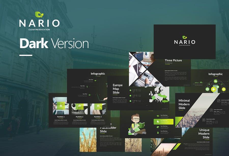 Nario Clean Presentation - 1
