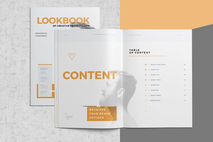 Portfolio Lookbook - 0