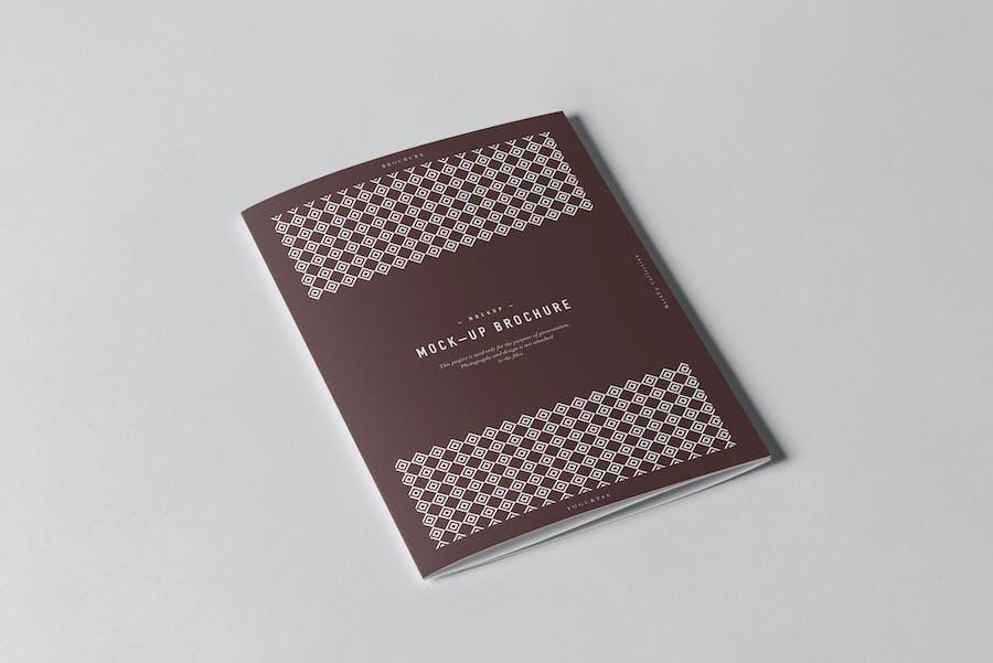 Tri-Fold A5 Brochure Mock-up 2 - 1