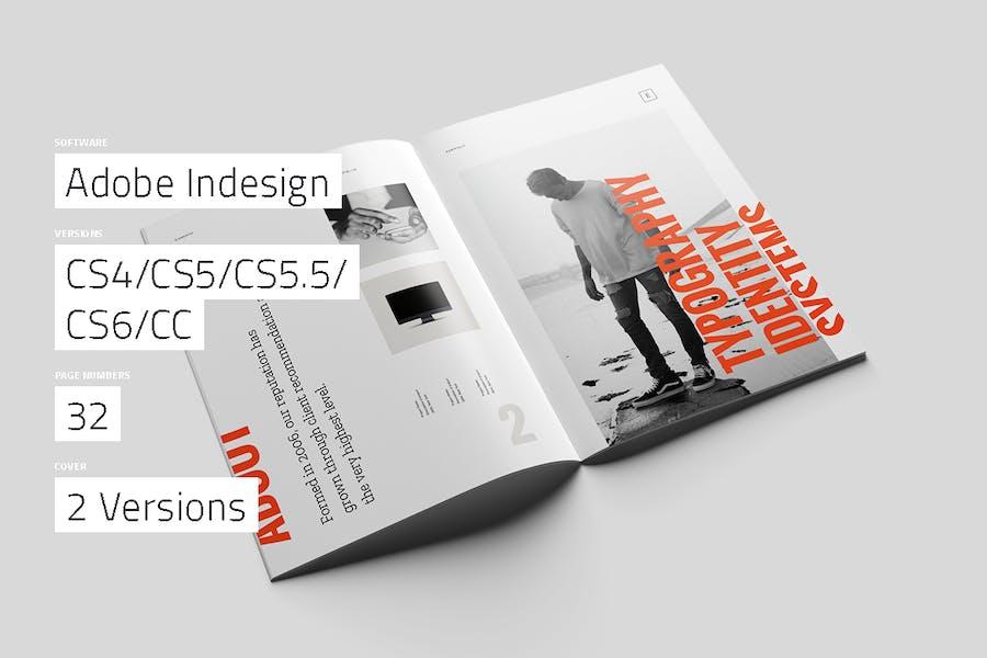 ELEMENTAL: Brochure and Portfolio - 0