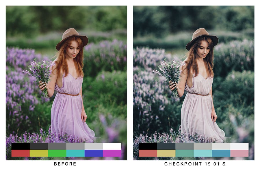 50 Budapest Pink Lightroom Presets and LUTs - 1