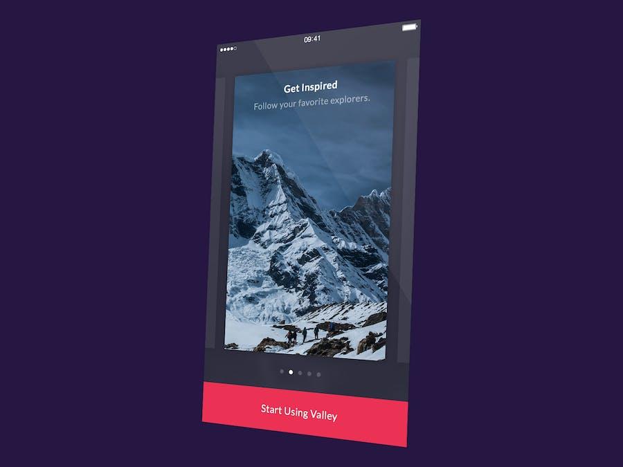 App Presentation Templates - 1