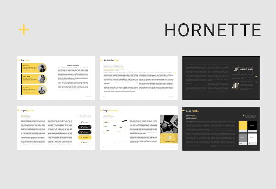 Hornette Powerpoint - 1
