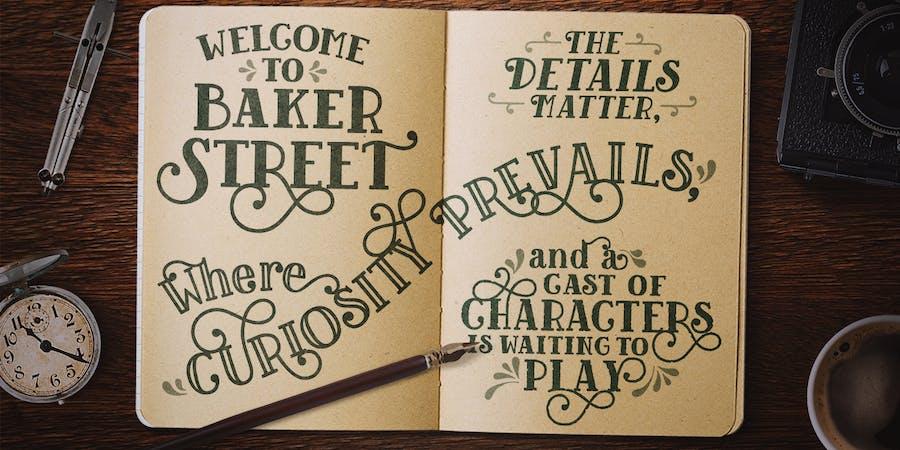 Baker Street Inline - 2