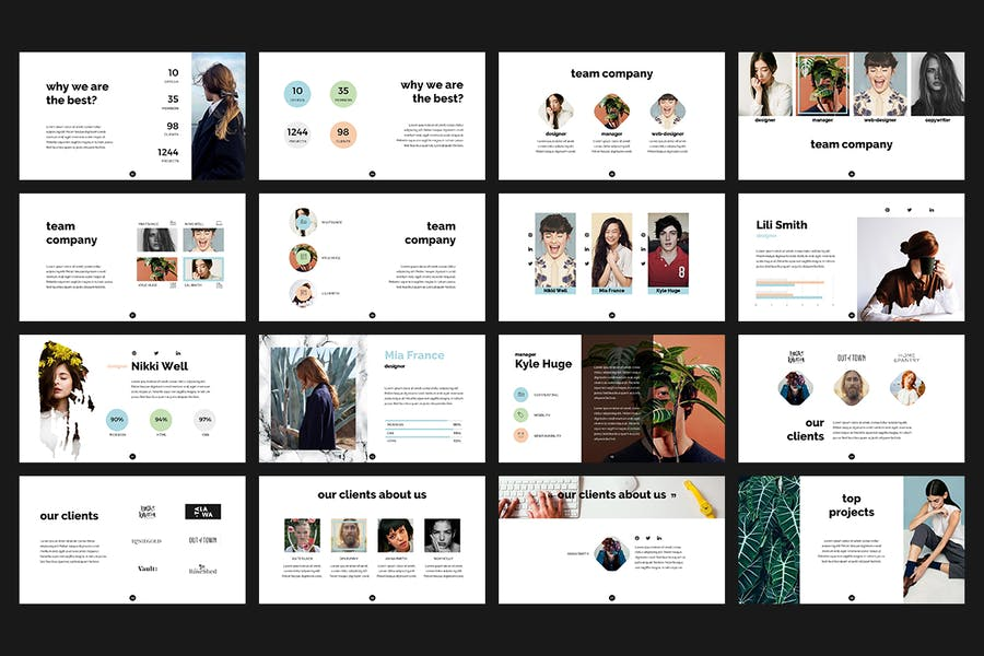 Enjoy PowerPoint Template - 2