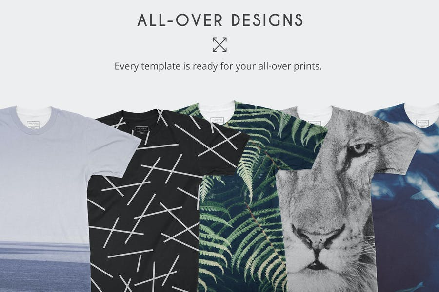 T-Shirt Mockups - 2