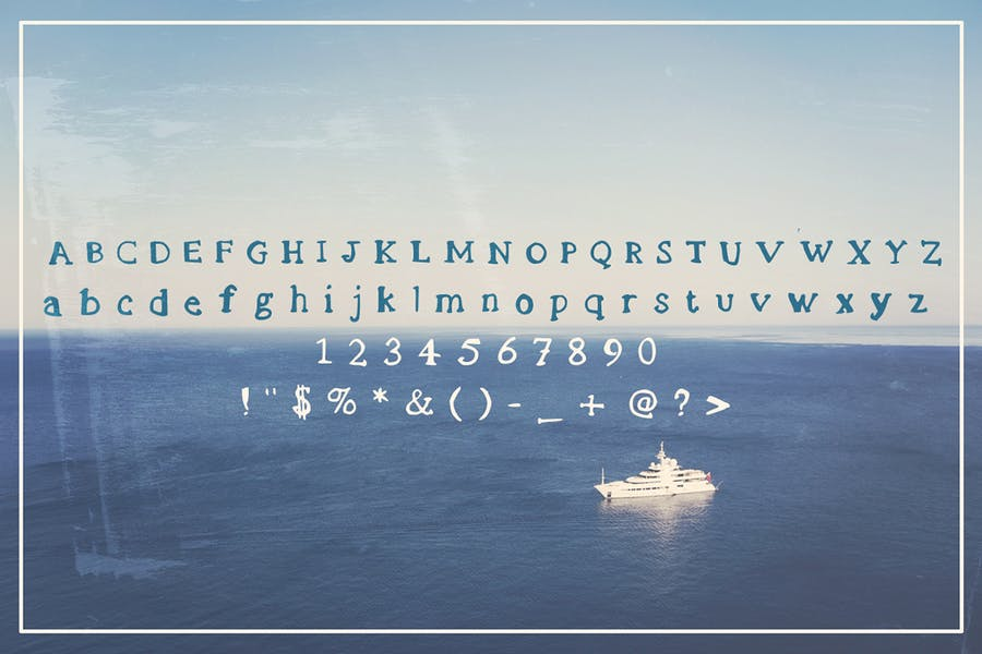 Madeline Handsketched Font - 0